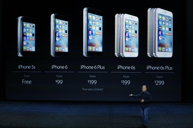 iPhone 6s ve iPhone 6s Plus'ın satışa çıkış tarihi açıklandı