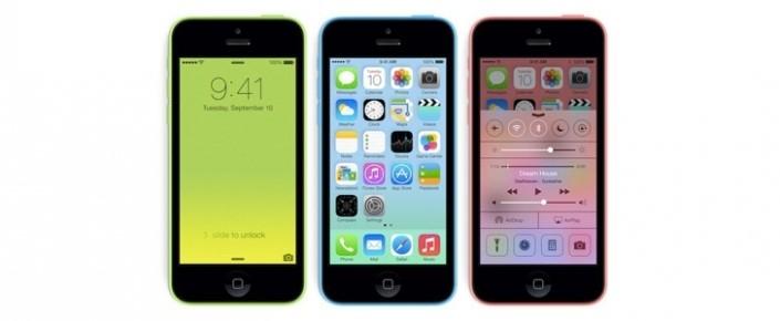 Apple'ın C Serisine Ait Yeni Modeli iPhone 6C