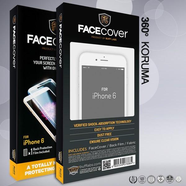 Face Cover - Buff Labs'ın yeni teknolojisi ile tanışın !