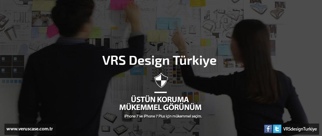 VRS Design iPhone 7 Kılıf Çıkıyor