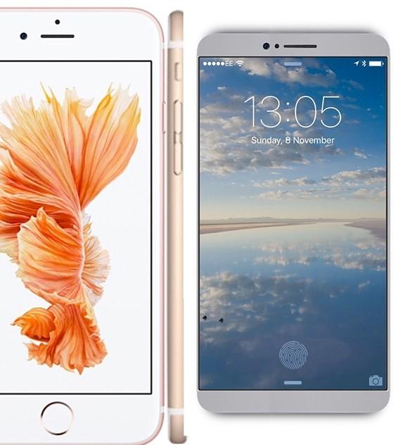 Dikkat Çekici iPhone 7 Tasarımları