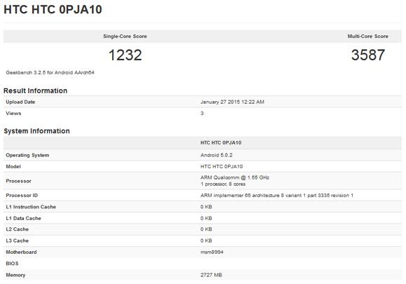 iPhone 6s Prototipine Yapılan Benchmark Test Sonuçlarında RAM Bu Sefer 2 GB Çıktı!
