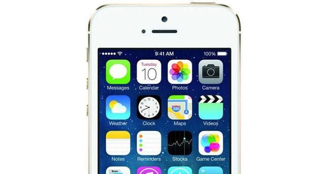 iPhone 5s benzeri yeni iPhone geliyor.