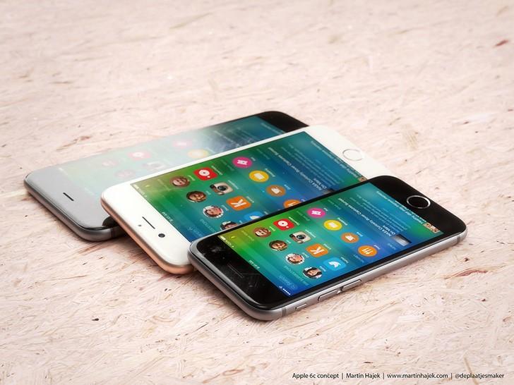 iPhone 6c Şubat Ayında Tanıtılabilir!