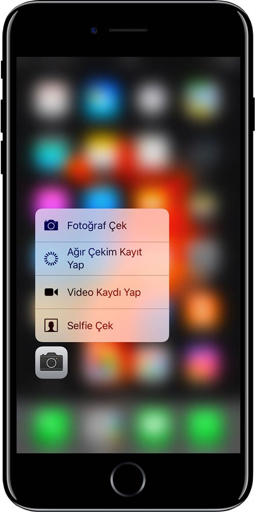 iOS 10 Gizli Özellikleri
