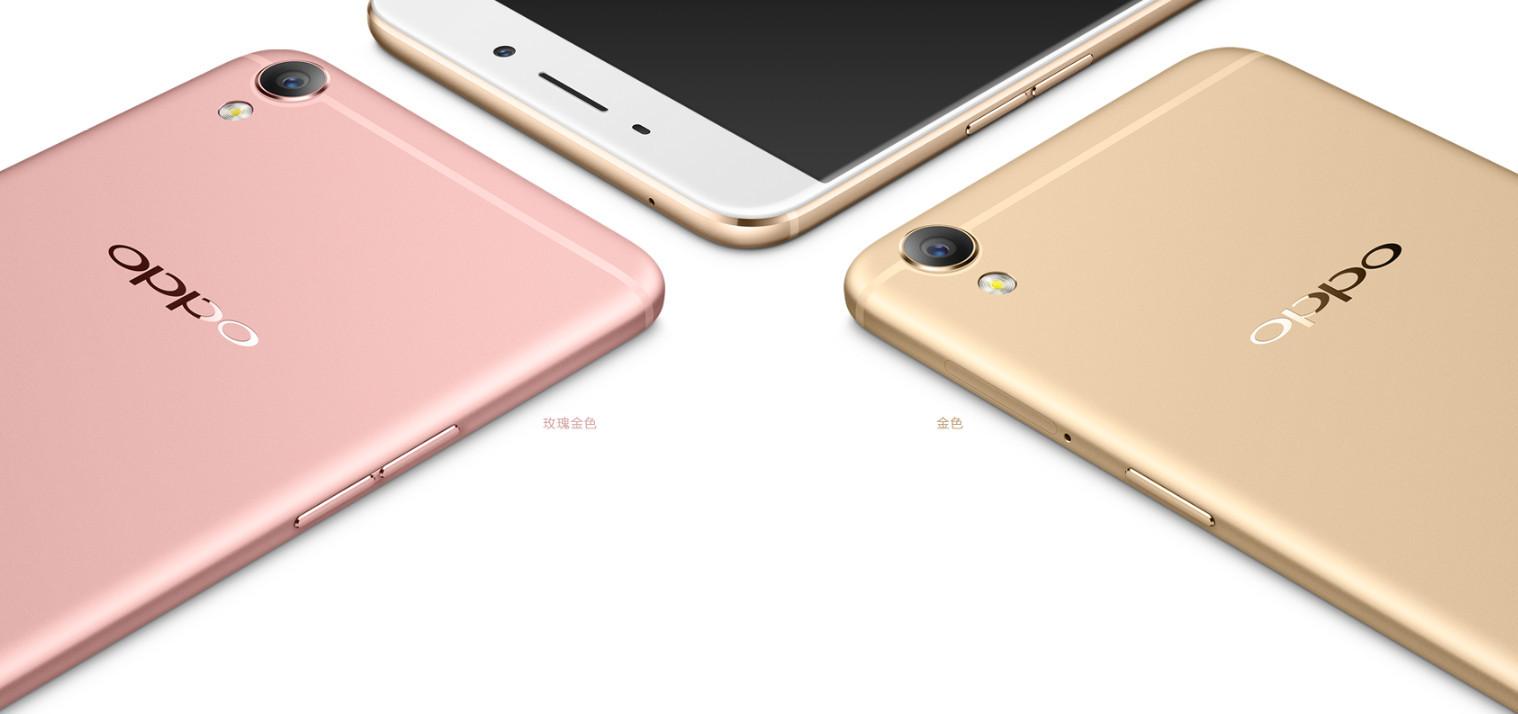 Oppo'nun Yeni Akıllı Telefonu iPhone 6 Ya Çok Benziyor