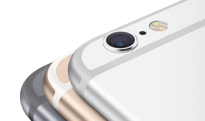 iPhone 6s Kamera - Sony Üretimi 12MP RGBW Sensör Kullanacak