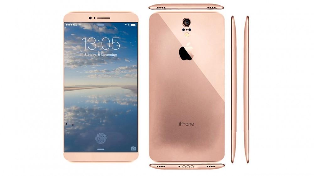 iPhone 7 İçin Yapılan Konsept Çalışması