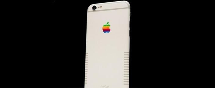 iPhone 6s 1980'li Yıllarda Üretilse Nasıl Olurdu? Aha Böyle